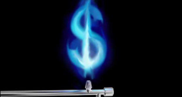 gas natural precio