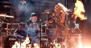 Aseguran que Metallica desea volver a trabajar con Lady Gaga