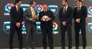 Equipos de la Liga española de fútbol jugarán en México