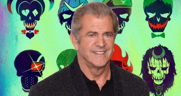 La secuela de Escuadrón Suicida podría ser dirigida por Mel Gibson/