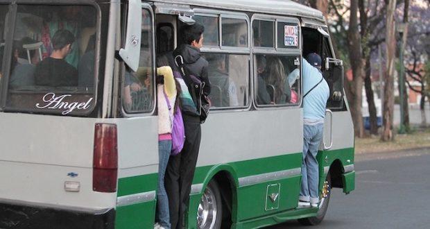 Piden transportistas de la CDMX aumentar tarifas hasta 4 pesos más