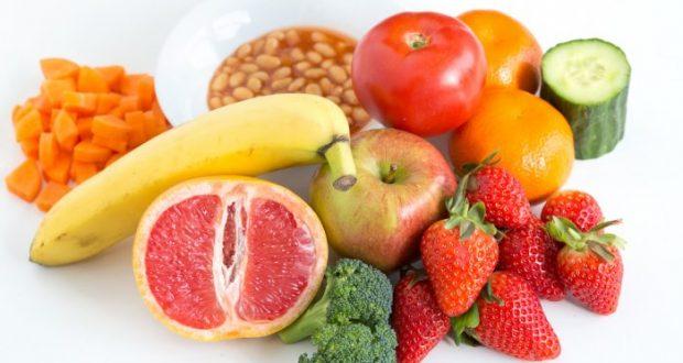 Comer 10 raciones de fruta y verduras diariamente ayuda a tener una vida más longeva