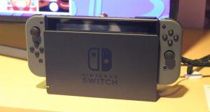Filtran un video que muestra el funcionamiento del Nintendo Switch