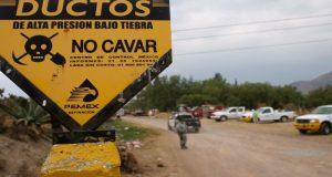 2017: El año de los robos récord de huachicol en México