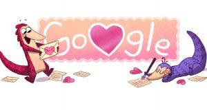 Google festeja el día del amor y la amistad con un videojuego