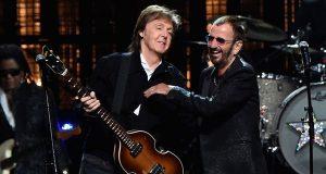 Ringo Starr y Paul McCartney se unen para grabar una nueva canción
