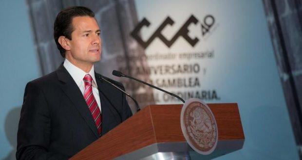 Ofrece sector privado invertir 3.5 billones de pesos
