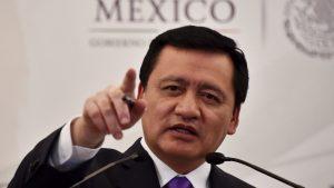 Si Estados Unidos quiere retirar los recursos que da a México para la seguridad, no será un mecanismo de presión, aseguró Osorio Chong. El secretario de Gobernación, Osorio Chong, aseguró que si Estados Unidos quiere utilizar el retiro de recursos que entrega a México para fomentar la seguridad en la frontera, que lo haga, ya que el país no permitirá que esto sea utilizado como mecanismo de presión.