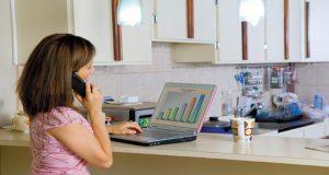 Trabajo a distancia hace más felices y productivos a empleados y representa ahorro de dinero