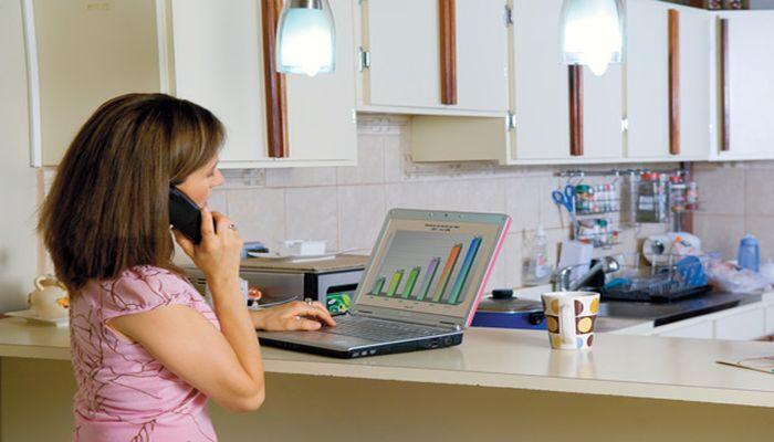 Desventajas trabajar desde casa jornadas completas for Trabajos artesanales desde casa