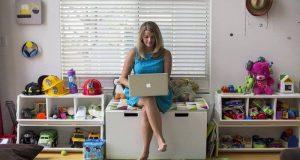 Trabajo remoto, opción para las madres de continuar con su carrera laboral y cumplir su deseo de crear una familia y disfrutar de sus hijos si descuidar ninguno de los dos ámbitos.