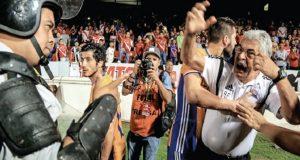Sancionan al estadio del Veracruz con un partido y al Tuca con dos