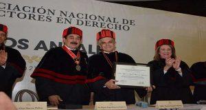 Reconocen a Mancera por participar en la elaboración de la Constitución de la CDMX