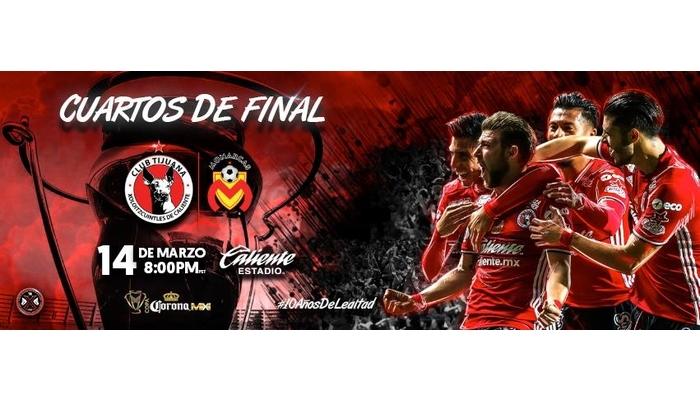 Tijuana vs morelia 2017 en vivo gratis por internet for Euroliga cuartos de final