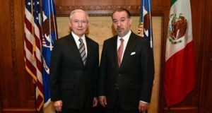 Fiscales de México y EU combatir al crimen organizado