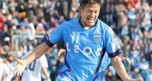Kazuyoshi Miura anota un gol con 50 años de edad y rompe un récord mundial
