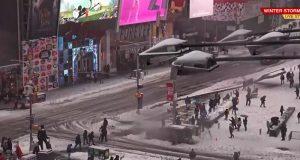 """Minuto a minuto: La tormenta invernal """"Stella"""" azota a Nueva York"""