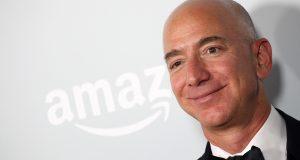 Jeff Bezos de Amazon