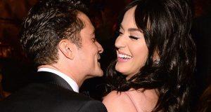 La cantante Katy Perry habló por primera vez de su ruptura con el actor Orlando Bloom