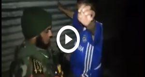 Graban en video a un niño de 7 años que intentaba hacer un atentado suicida en Irak
