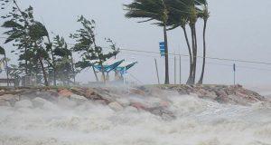 Observa los videos del paso del ciclón Debbie por Australia