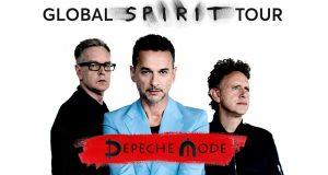 Depeche Mode confirma que ofrecerá un concierto en México