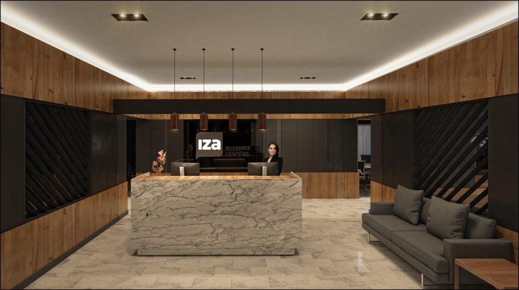 Renta de oficinas en México: IZA Business Centers