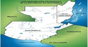 Conflicto entre Belice y Guatemala amenaza comercio de la región ya que mantienen una disputa territorial desde hace más de 150 años.