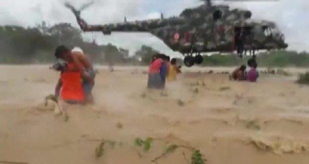 Esta es la peor emergencia invernal de Perú en 19 años