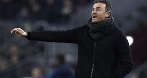 El director técnico Luis Enrique anunció que dejará al Barcelona