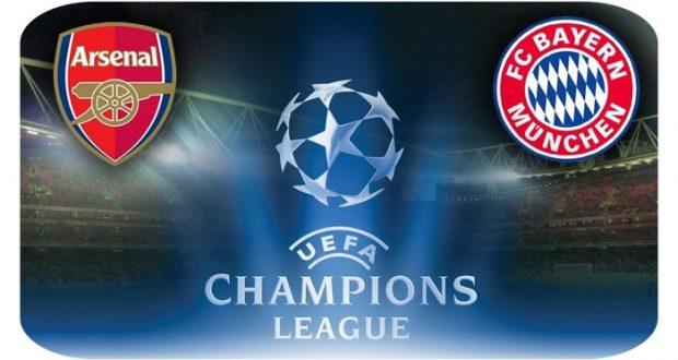 Arsenal y Bayern Munich se enfrentarán en el partido de vuelta de los octavos de final de la UEFA Champions League. Los alemanes ya tienen un pie en la siguiente ronda tras golear en la ida pero Arsenal busca dar la sorpresa