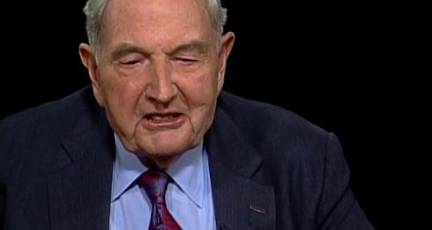 Muere a los 101 años David Rockefeller, patriarca del clan estadounidense