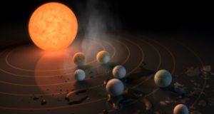 La NASA muestra las primeras imágenes del sistema planetario más cercano a nuestra galaxia Trappist-1