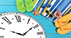 El 2 de abril se adelantará una hora el reloj ya que inicia el horario de verano en Méxic