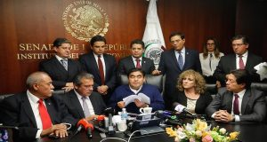 El PT ya es tercera fuerza en el Senado tras crisis del PRD