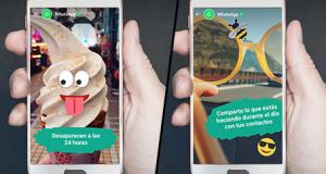 WhatsApp busca renovar su nueva función de estados