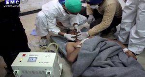 Siria prepara un nuevo ataque químico: alerta EU