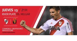 River Plate y Melgar se enfrentarán en la jornada 2 de la Copa Libertadores 2017, buscando la cima del Grupo 3.