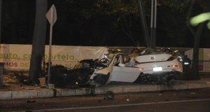 Habrían ingerido bebidas adulteradas víctimas del choque de BMW: informe