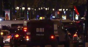 EN VIVO: Se registra segundo tiroteo en los Campos Elíseos de París