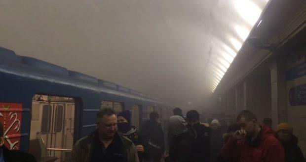 Lo que hasta ahora se sabe del ataque terrorista en San Petersburgo