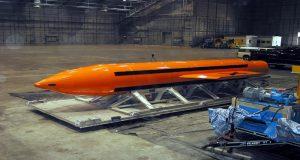 Estados Unidos lanza su más poderosa bomba no nuclear en Afganistán