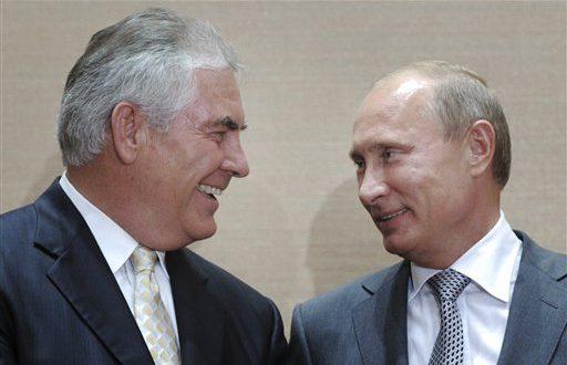 Moscú encarará a Tillerson por Siria 11/Abr/2017 Internacional