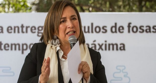 PRI condena agresión a Xóchitl Gálvez en Tlalnepantla