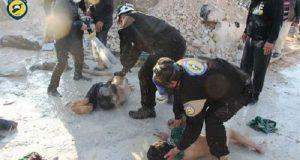 Régimen sirio perpetró ataque químico, concluye Francia