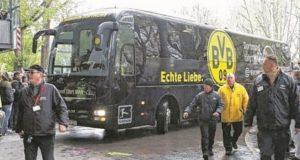 Marc Barta del Borussia Dortmund fue herido por una explosión registrada en Alemania