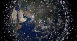 Acuerdan crear una misión internacional para recoger la basura espacial