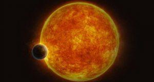 """Informan el descubrimiento de una """"supertierra"""" que podría albergar vida extraterrestre"""