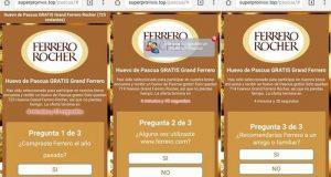 Una nueva campaña está circulando entre los usuarios y ofrecen chocolates gratis en WhatsApp pero es un fraude, alerta empresa de seguridad.