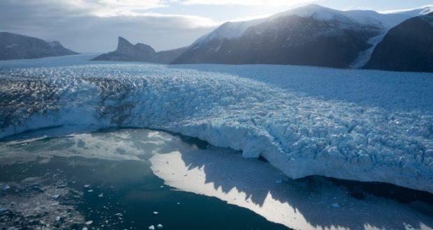 La NASA detecta una gigantesca grieta en Groenlandia